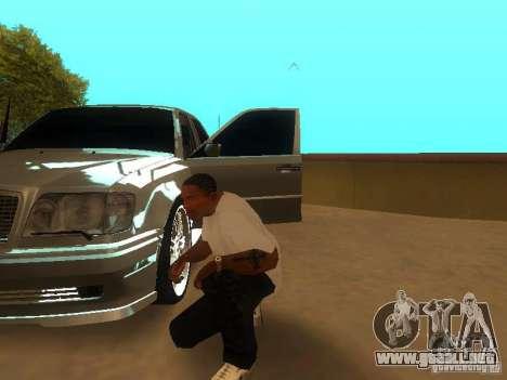 Ajuste de calidad ENBSeries para GTA San Andreas
