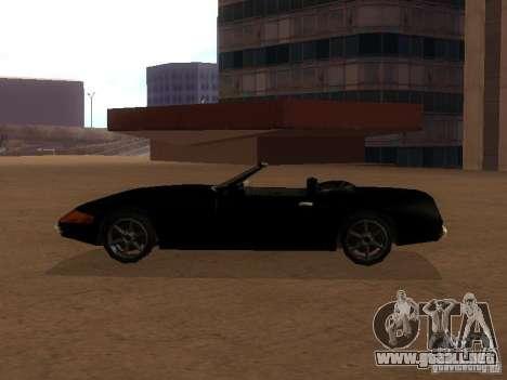 Feltzer en GTA Vice City para GTA San Andreas vista posterior izquierda