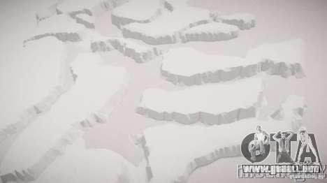 ICE IV para GTA 4 quinta pantalla