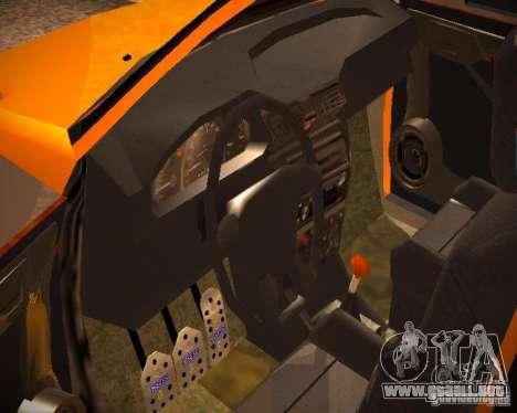 Opel Astra GSI Caravan para la visión correcta GTA San Andreas