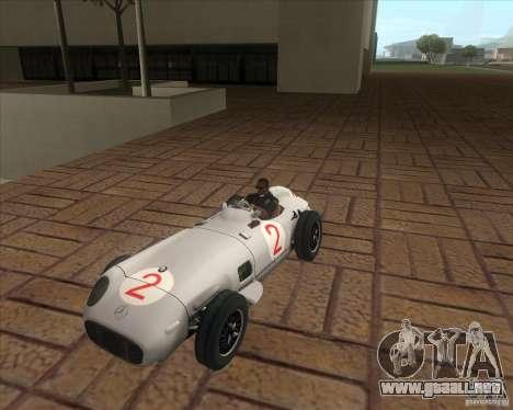 Daimler-Benz AG Juan Manuel Fangio para GTA San Andreas
