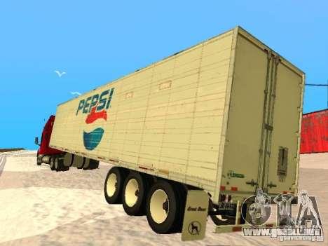 Trailer Artict3 para la visión correcta GTA San Andreas