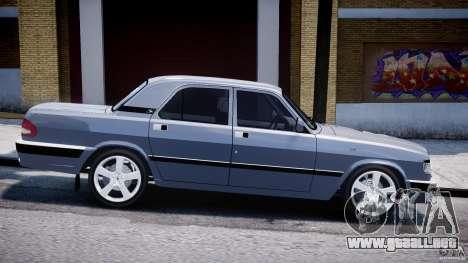 GAZ-3110 Turbo WRX STI v1.0 para GTA 4 left