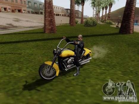 Vice City Freeway para GTA San Andreas