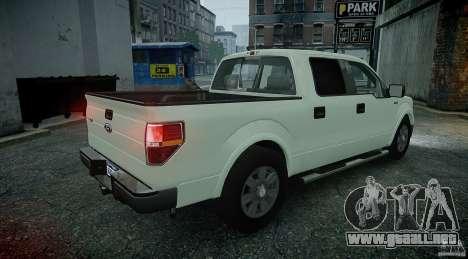 Ford F150 XLT v1.3 para GTA 4 left