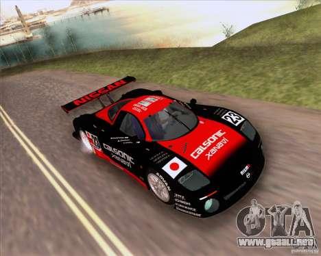 HQ Realistic World v2.0 para GTA San Andreas séptima pantalla