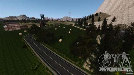 ROUTE 66 para GTA 4 séptima pantalla
