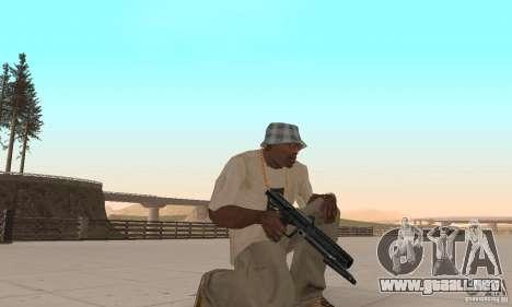 Pack armas de Star Wars para GTA San Andreas quinta pantalla