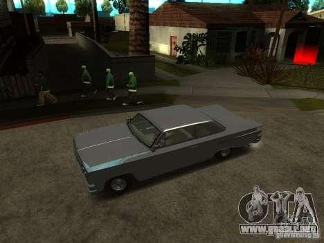 Vudú en GTA IV para la visión correcta GTA San Andreas