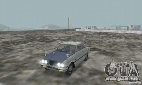 Isuzu Bellett GT-R para GTA San Andreas