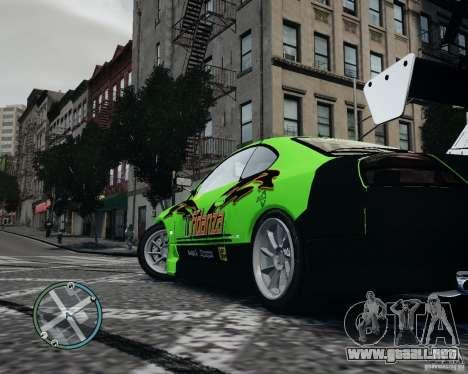 Nissan Silvia para GTA 4 visión correcta