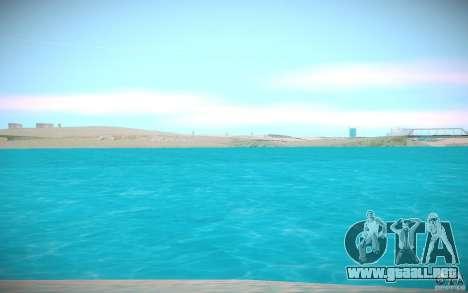 Agua HD para GTA San Andreas