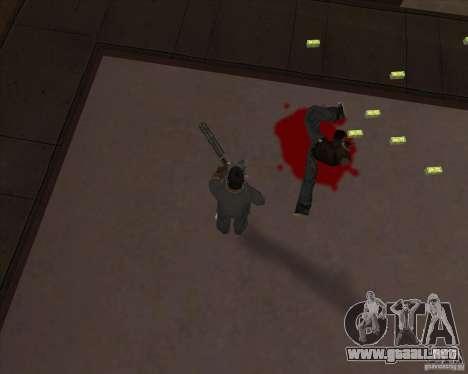 Real Ragdoll Mod Update 02.11.11 para GTA San Andreas tercera pantalla