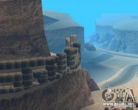 Modern Bone Country para GTA San Andreas séptima pantalla