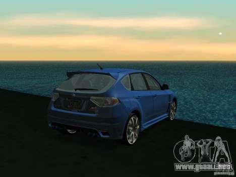 GFX Mod para GTA San Andreas quinta pantalla