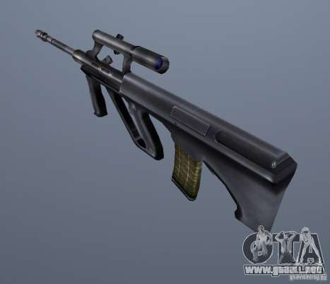 CS Guns Beta 1B para GTA San Andreas