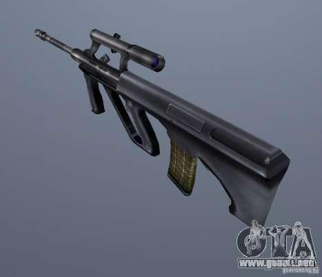 CS Guns Beta 1B para GTA San Andreas