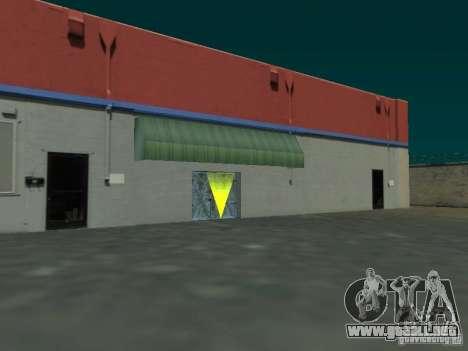 Home invasion para GTA San Andreas tercera pantalla