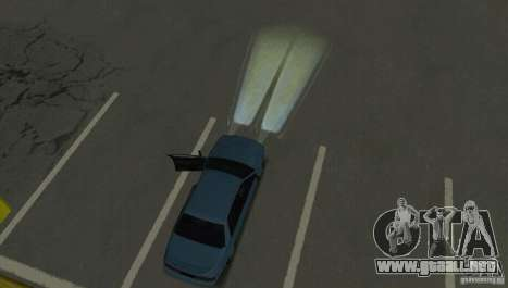 Faros halógenos para GTA San Andreas sexta pantalla