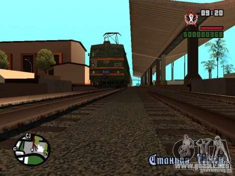 Vl85-030 para la visión correcta GTA San Andreas
