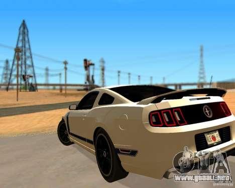 Real World ENBSeries v3.0 para GTA San Andreas sexta pantalla