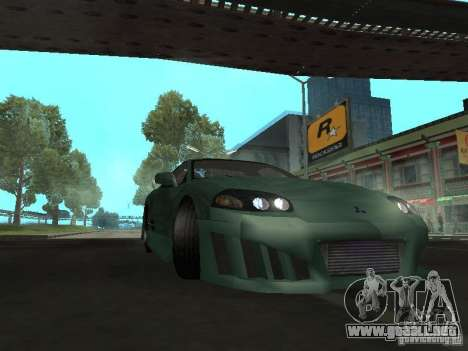 Mitsubishi 3000GT para el motor de GTA San Andreas