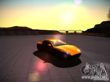 ENBSeries By Avi VlaD1k v2 para GTA San Andreas segunda pantalla