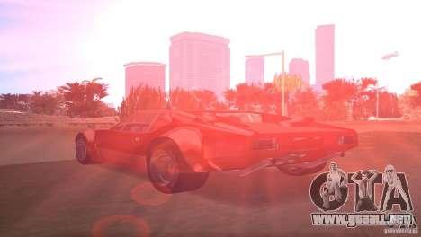 De Tomaso Pantera para GTA Vice City left