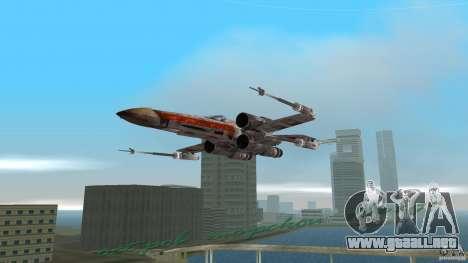 X-Wing Skimmer para GTA Vice City