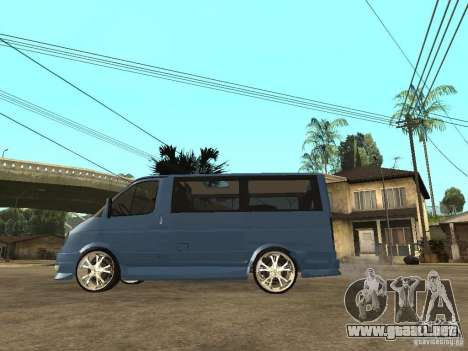 Gaz-2217-Barguzin Sable para GTA San Andreas left