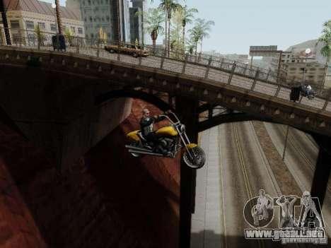 Vice City Freeway para visión interna GTA San Andreas