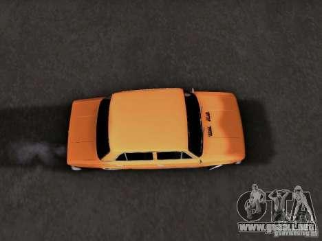 VAZ 2101 Resto para la visión correcta GTA San Andreas