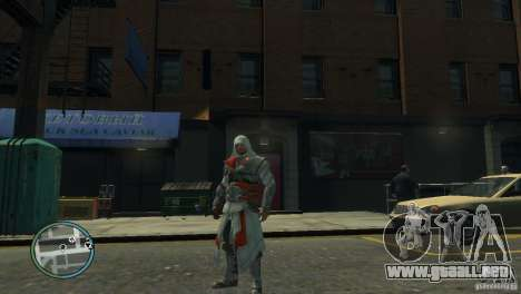 Assassins Creed BrotherHood - Ezio Auditore para GTA 4