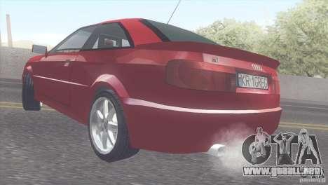 Audi S2 para la visión correcta GTA San Andreas