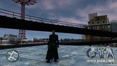 RE5 Wesker para GTA 4 segundos de pantalla