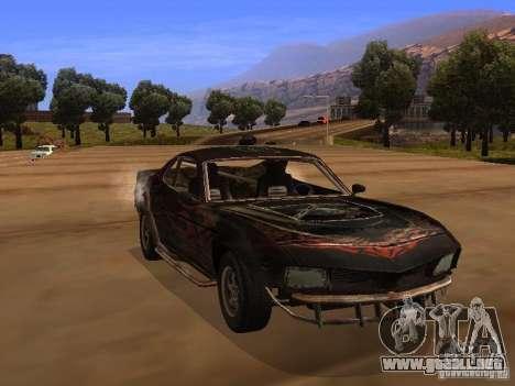 Car from FlatOut 2 para vista lateral GTA San Andreas
