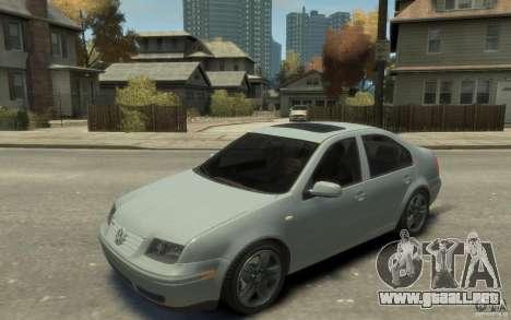 Volkswagen Bora V6 2003 para GTA 4