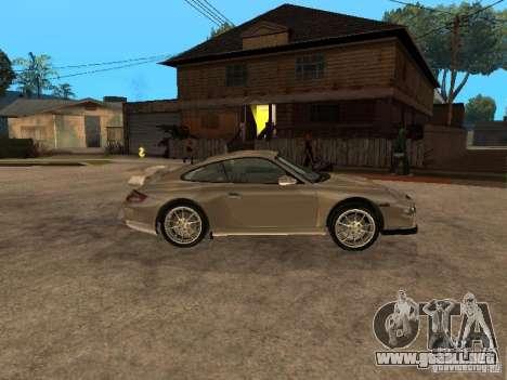 Porsche 911 (997) GT3 v2.0 para GTA San Andreas left