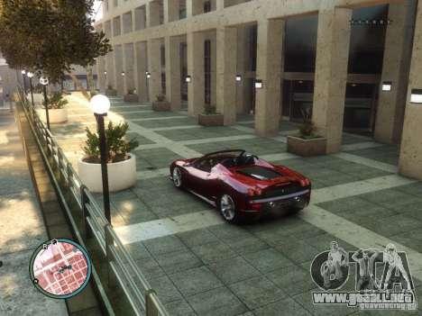 ENBSeries 0.079 SORA para GTA 4 segundos de pantalla