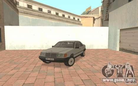 Mercedes-Benz E200 W124 para GTA San Andreas