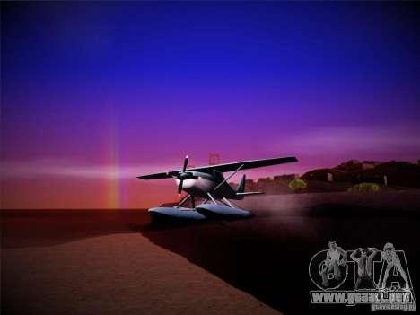 Realistic Graphics 2012 para GTA San Andreas sexta pantalla