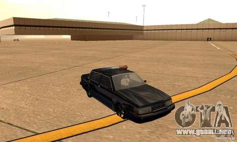 Autumn Mod v3.5Lite para GTA San Andreas décimo de pantalla