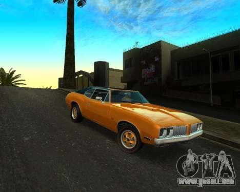 EON Stallion GT-A para GTA San Andreas left