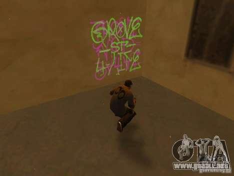 Bombing Mod by Empty v3.0 para GTA San Andreas segunda pantalla