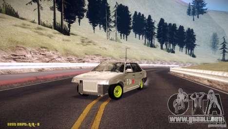 Vaz 21099 Hobo para GTA San Andreas