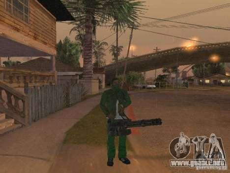 CLEO armas para GTA San Andreas