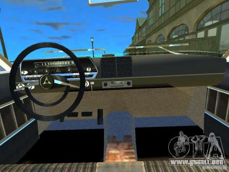 Dodge Dart para GTA 4 visión correcta