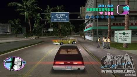 Idaho HD para GTA Vice City visión correcta
