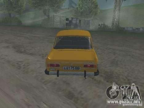 AZLK 2140 1981 para la visión correcta GTA San Andreas