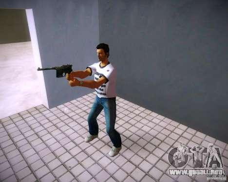 Mauser C96 para GTA Vice City
